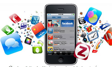 Nghề thời thượng kỳ 1: Phát triển ứng dụng di động